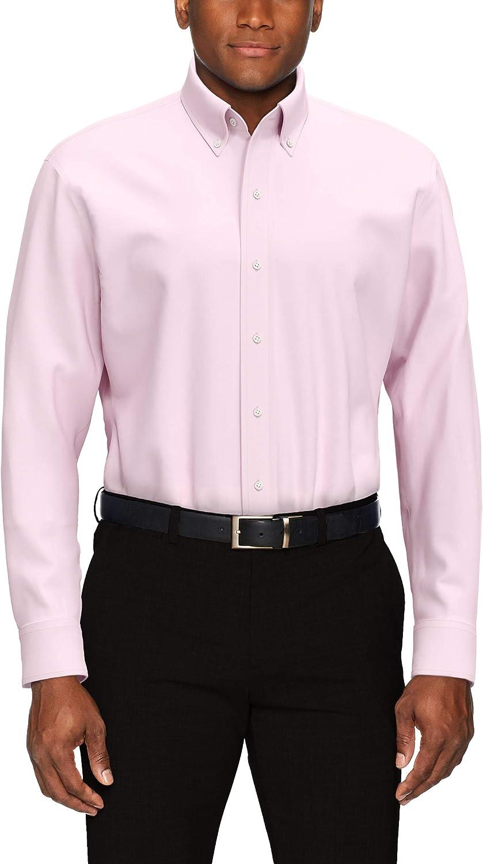 Buttoned Down Mens Dress Shirt