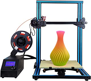 CTC Pre-assembled 3D printers DIY 3D printer with two Z-axis stepper motors, Resume power loss, metal frame and large format printing