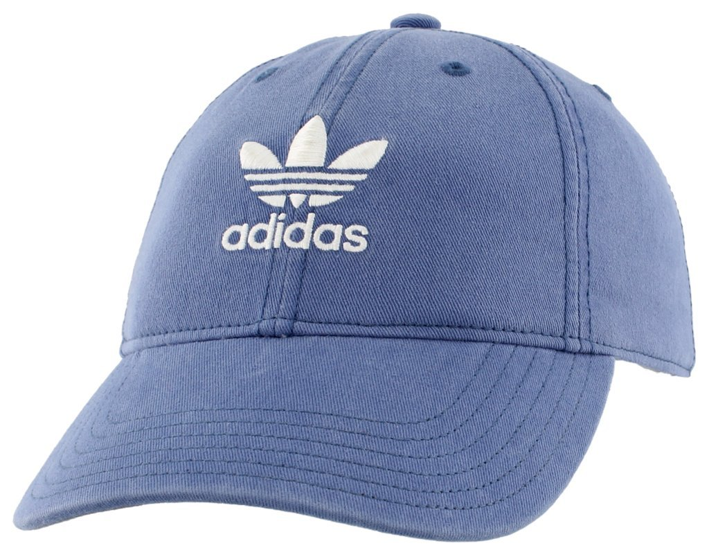 adidas Women s Originals Relaxed Fit Strapback Cap 7aa378aa633e