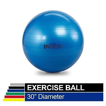 Amazon.com: TheraBand, balón para hacer ejercicio y ...
