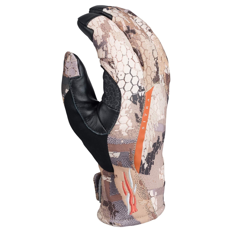 SITKA Women's Hudson GTX Glove Optifade Waterfowl Large by SITKA