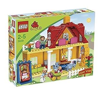 Lego Duplo 5639 Familienhaus Amazonde Spielzeug