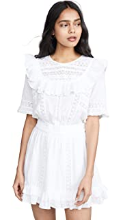 31e6729319a11 LOVESHACKFANCY Women's Lorelei Dress at Amazon Women's Clothing store:
