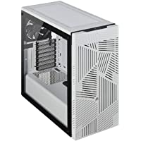 CORSAIR CS-CC-9011182-WW 275R Airflow Tempered Glass Mid Tower Gaming Case, White