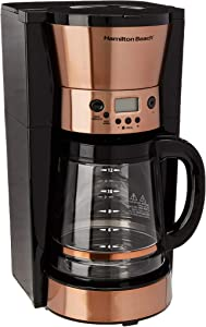 Hamilton Beach 46898 12 Cup Programmable Coffeemaker - Black