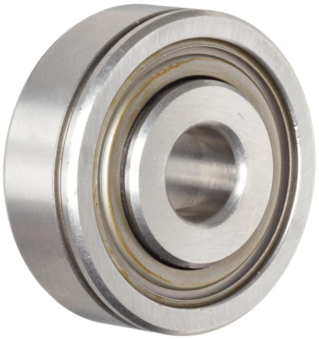 Nice Ball Bearing 7508DL Heavy Duty Double Sealed, 52100 Bearing Quality Steel, 0.5000' Bore x 1.7500' OD x 0.7500' Width 0.5000 Bore x 1.7500 OD x 0.7500 Width RBC Bearings
