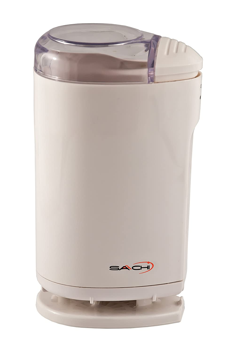 Saachi- Sa-1430 - High Quality Coffee Grinder / Dry Spice Grinder With Stainless Steel Blades And Safety Device