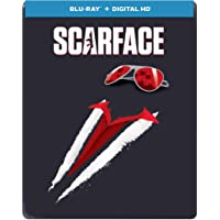 Deals on Scarface 1983 Limited Edition Blu-ray Steelbook