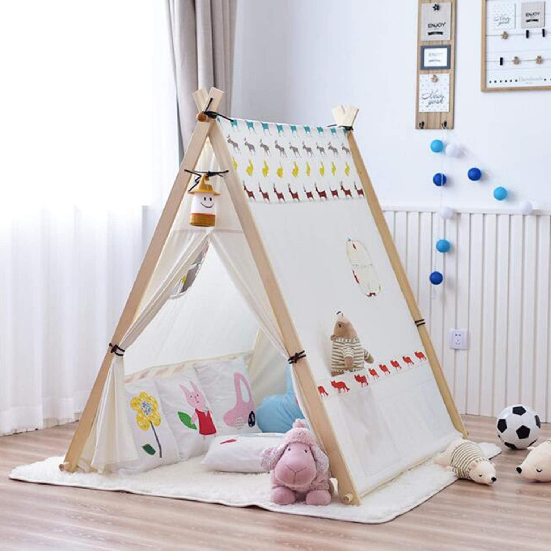 Amazon.com: AIBAB Play Tent Indian Children