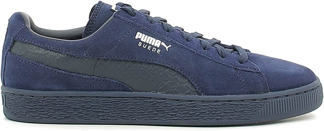 PUMA Suede Classic Mono Reptile U Chaussures Mode Sneakers
