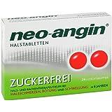 Mcm Convento Mujer Distribución Neo angin Cuello pastillas zuckerfrei 24 unidades)