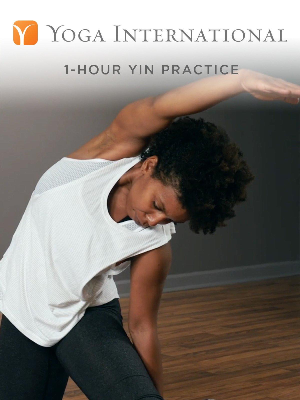 1-Hour Yin Practice on Amazon Prime Video UK