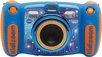 VTech Kidizoom Duo 5.0, Cámara de Fotos Digital para Niños, 5 MP