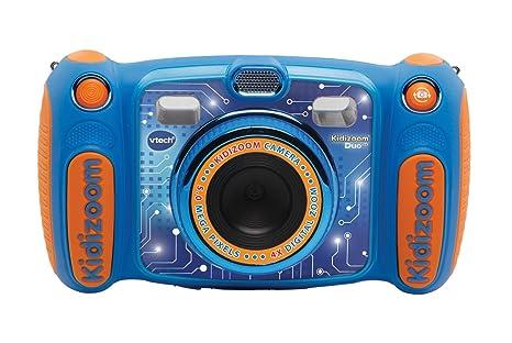 VTech Kidizoom Duo 5.0, Cámara de Fotos Digital para Niños, 5 MP, Pantalla
