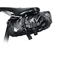 Selighting Impermeable Bicicleta Alforja Asiento Trasero Carrier Bolsas de Sillín Alforjas de Ciclismo