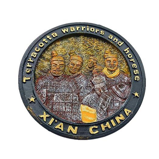 Hqiyaols Souvenir Guerreros de Terracota Xian Shaanxi China ...