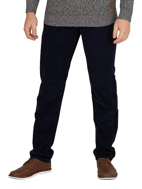 c184dfbf6da Lois Jeans Hombre Pantalones de Pana Sierra Fina, Azul: Amazon.es: Ropa y  accesorios