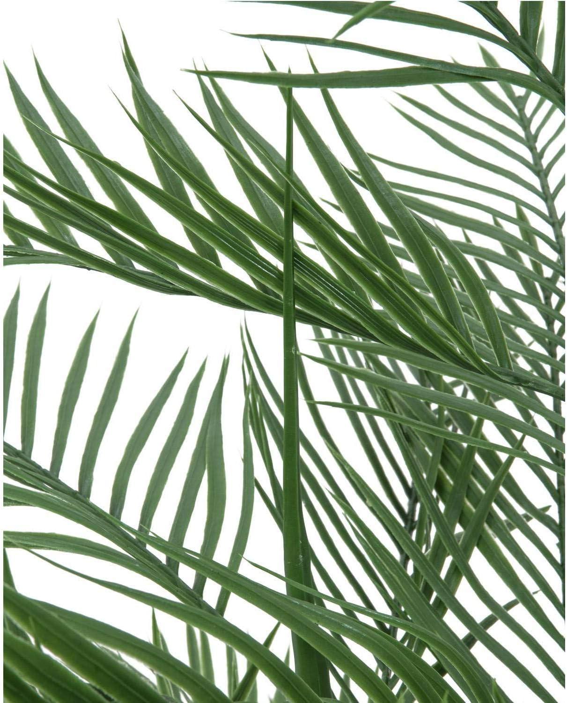 Palmier Artificiel//Faux Palmier Palmier Kentia avec 2 tiges artplants Arbre Artificiel 150 cm
