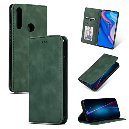 Amazon.com: for Huawei p Smart Z / Y9 Prime 2019 Leather ...