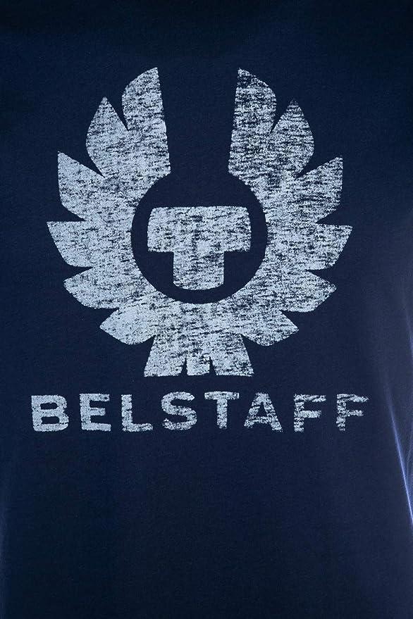 Neuropatía modo rasguño  Belstaff Coteland 2.0 - Camiseta para hombre, color azul marino: Amazon.es:  Ropa y accesorios