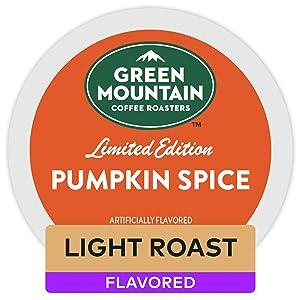 Green Mountain Coffee Roasters Pumpkin Spice Coffee 24ct