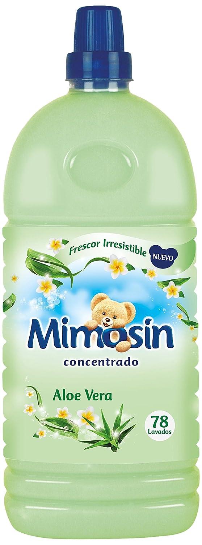Mimosín Aloe Vera Suavizante Concentrado para 78 lavados - 1 Botella: Amazon.es: Amazon Pantry