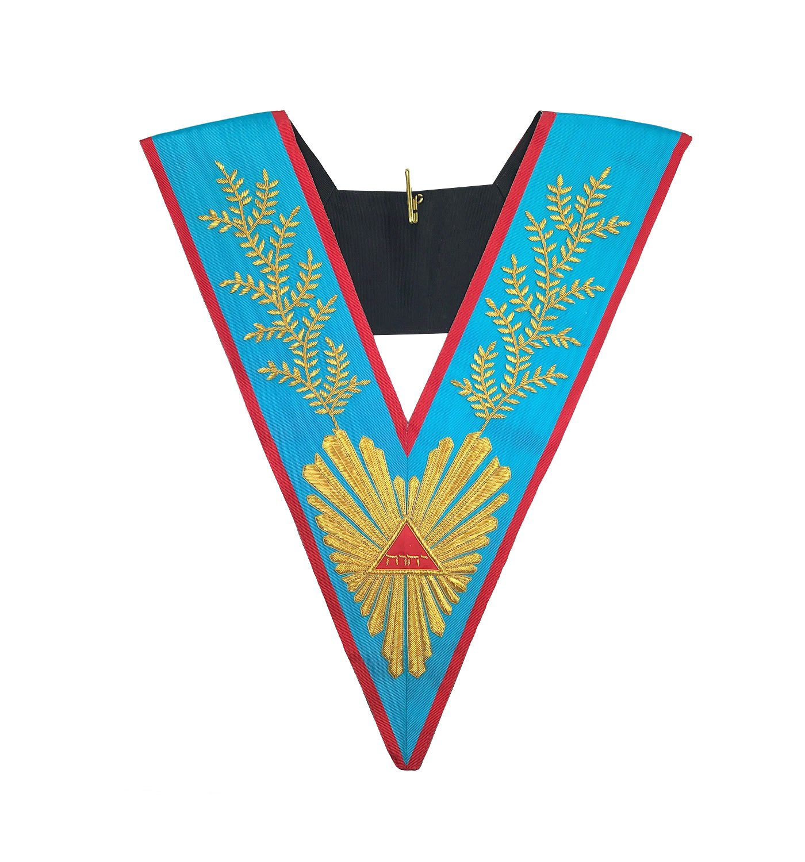 Masonic Officer 's襟メンフィスMisraim Worshipful過去マスター   B074V5RSS3