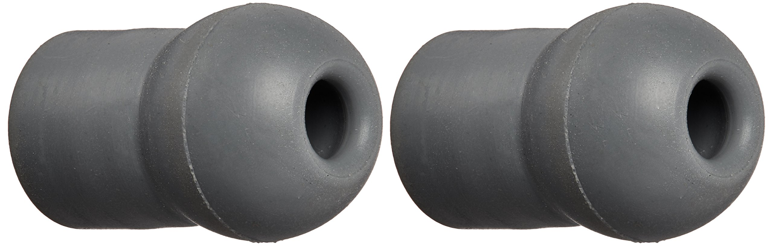 Welch Allyn 5079-170 Comfort Sealing Ear Tips, Large, Gray