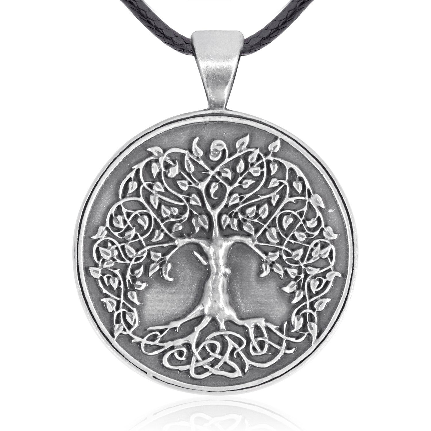 Dan's Jewelers Classic Tree of Life Pendant Necklace, Fine Pewter Jewelry