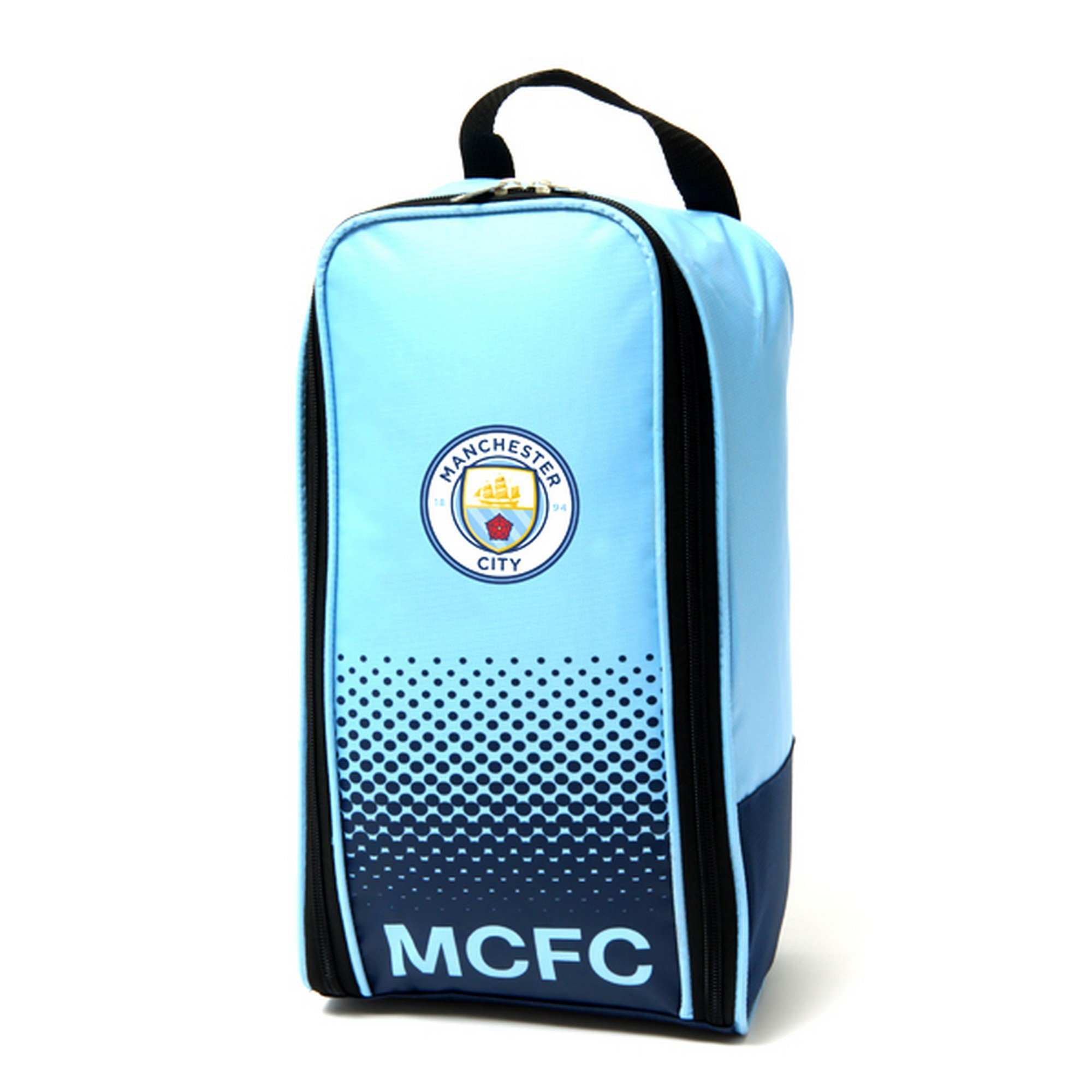 Tottenham Hotspur FC Official Fade Football/Soccer Crest Shoe/Boot Bag (One Size) (Blue/Navy)