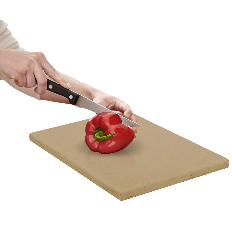 Compra Metaltex - Tabla de cocina, Polietileno, Arena, 29 x 20 x 1, 5 cm en Amazon.es