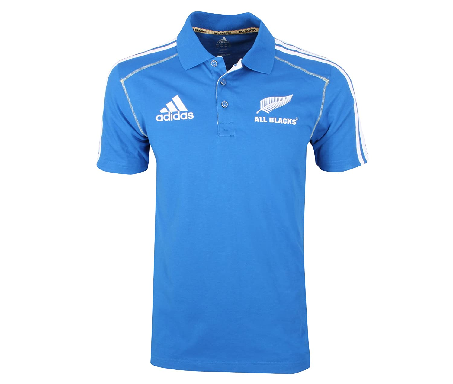 adidas All Blacks Polo de Nueva Zelanda Talla S: Amazon.es ...