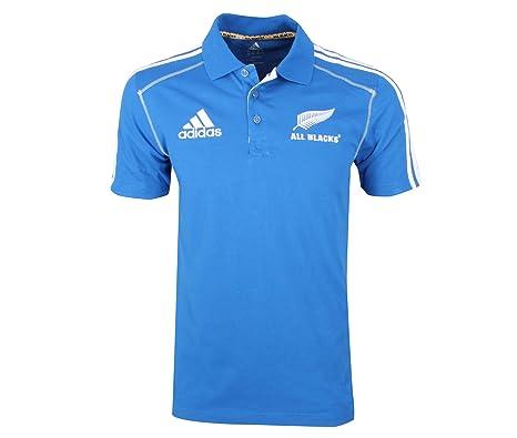 adidas All Blacks Polo de Nueva Zelanda Talla S: Amazon.es ...