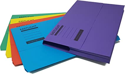 Eastlight Boxfile Extra Large Size BLACK For Foolscap or A4 Paper box of 10