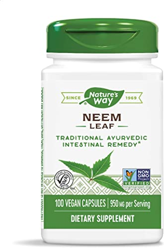 Nature's Way Premium Herbal Neem Leaf