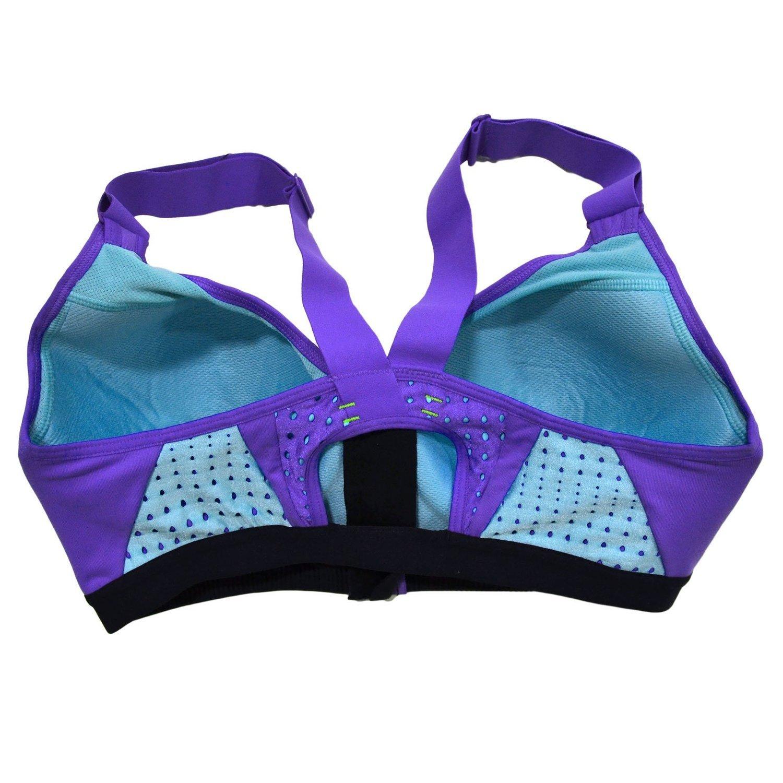 Victorias Secret - Sujetador deportivo para mujer, cierre frontal - - : Amazon.es: Ropa y accesorios