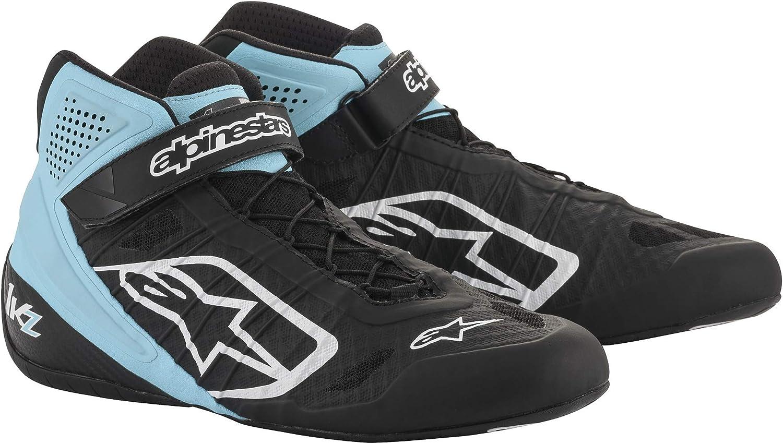 Size: 13, Red//Black Alpinestars Tech 1-KZ Karting Shoes