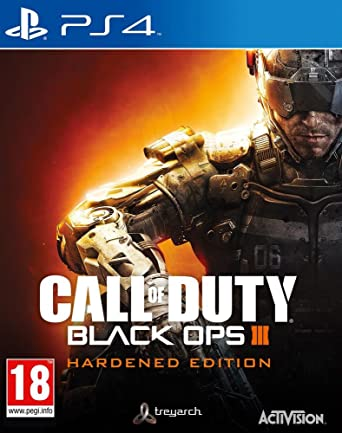 Call Of Duty BLACK OPS III PS4 HARDENED EDITION by ACTIVISION: Amazon.es: Videojuegos