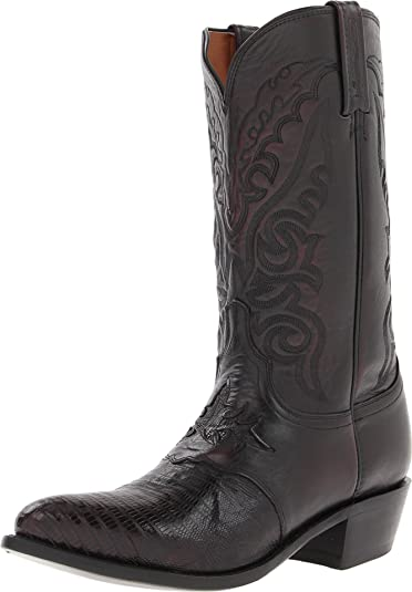 8ed614d02f8 Lucchese Since 1883 Men's M2900.J4 Saddle Vamp Boot