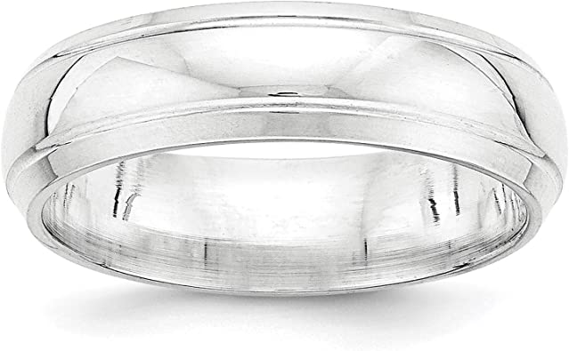 925 Sterling Silver 3mm Comfort Fit Flat Size 4 to 13.5 Band Ring
