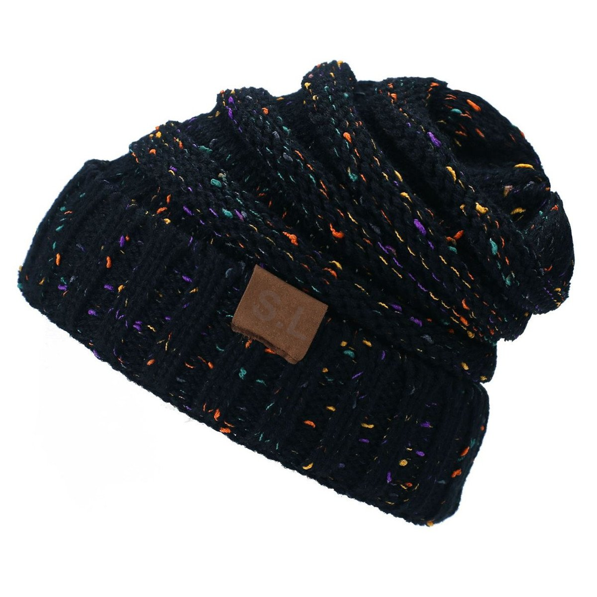 SEALEN Cotton Confetti Exclusive Oversized Baggy Slouchy Thick Hat