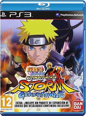 Naruto Shippuden: Ultimate Ninja Storm Generations ...