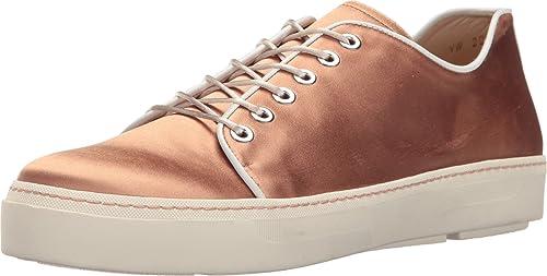 Stuart Weitzman Women/'s Belle Sneaker Slip-On Flats Sandals Leather Comfort