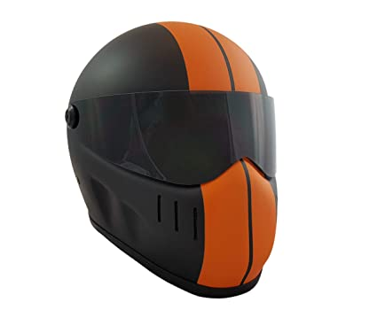 Amazon Com Classic Helmets Xr Racing Graphics Motorcycle Full Face