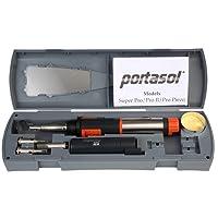 Portasol gas soldering-iron SuperPro 125 kit, high-quality, made in Ireland