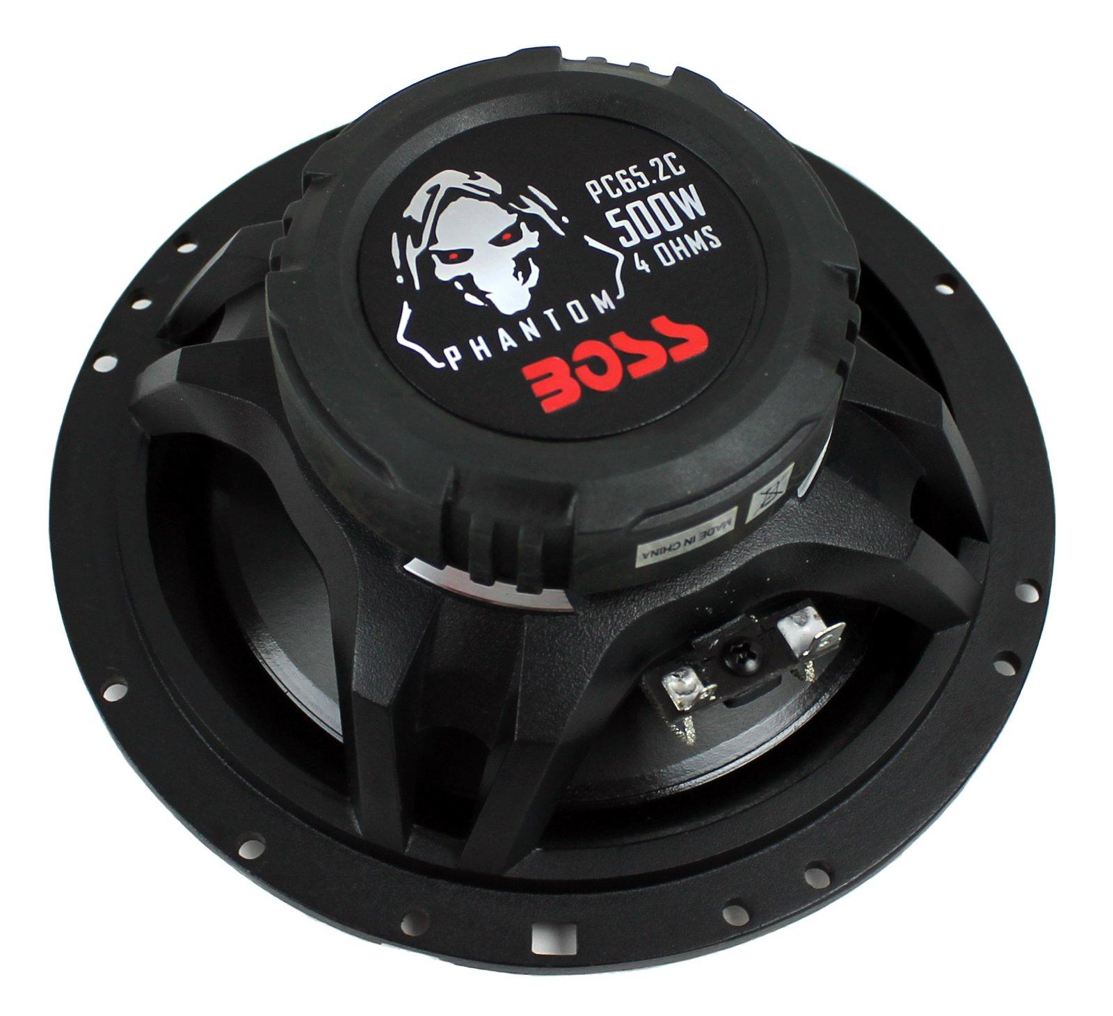 BOSPC652C - Boss Audio 6.5 PHNTM COMP SPKR WITH by BOSS Audio (Image #4)