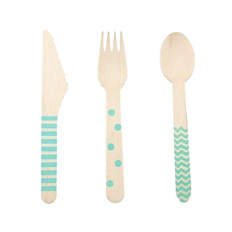 Amazon.com: Conjuntos de plata (Aqua Azul Verde Surtido ...