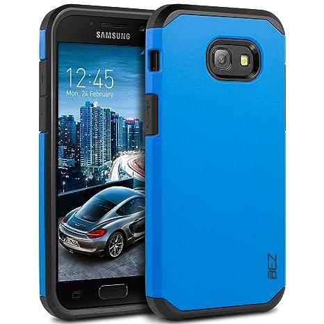 2b816e606f39aa Coque Samsung Galaxy A3 2017, Housse Etui Antichoc Survivor Double  Protection pour Samsung Galaxy A3