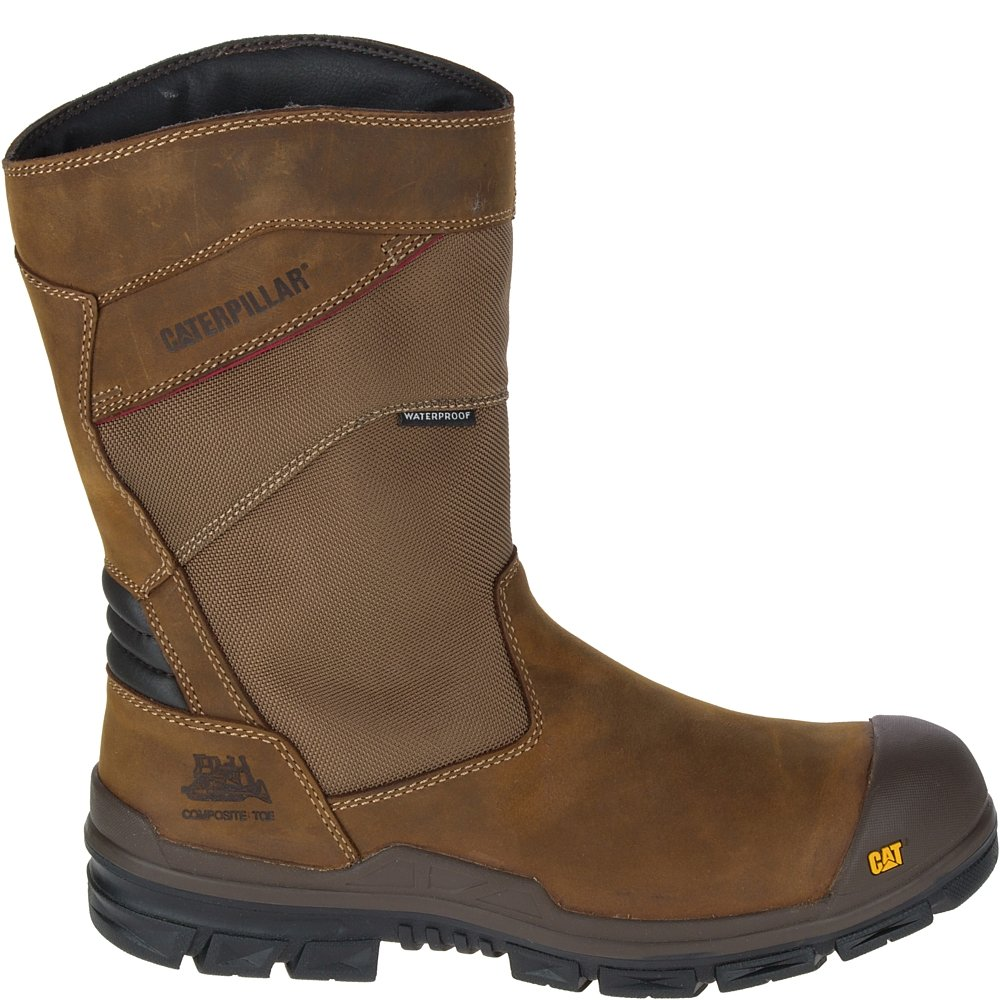Caterpillar differential Waterproof Composite Toe Work Boot