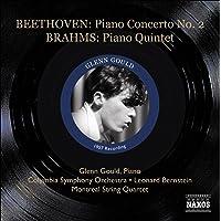 Beethoven, L. Van: Piano Concerto No. 2 / Brahms, J.: Piano Quintet (Gould) (1957)